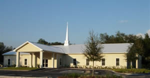Church in Lady Lake, Florida