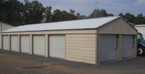 Mini-warehouse/self-storage complex in Ft. Mill, South Carolina (near Charlotte)